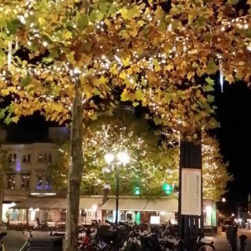 Natt på stan…