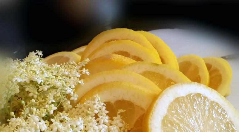Fläder och citron