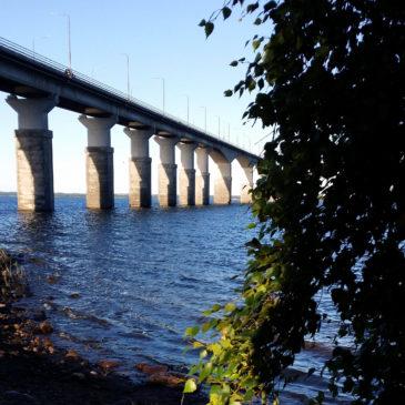 Under den stora Ölandsbron…